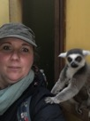 faye and lemur